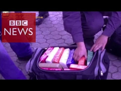 2 tonnes of cocaine seized in Italy – BBC News