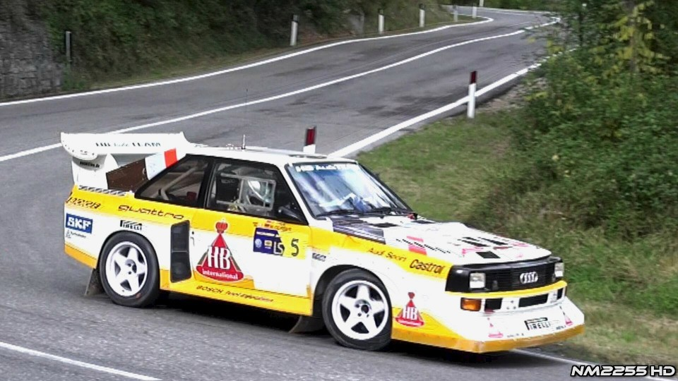 2013 Rally Legend – 10mins of PURE RALLY CAR SOUNDS!