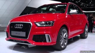 2014 Audi RS Q3 in Depth Look – 2013 Geneva Motor Show