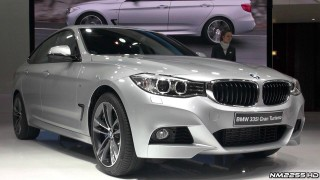 2014 BMW 335i GT M Sport Gran Turismo – 2013 Geneva Motor Show