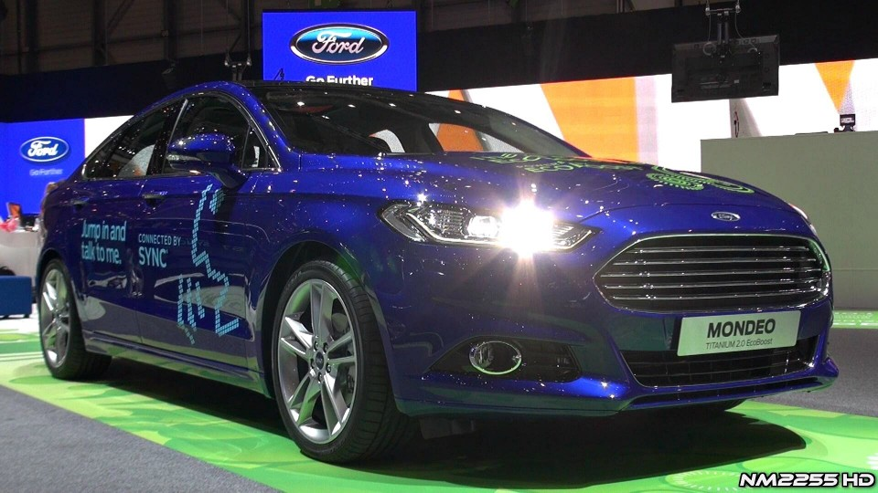 2014 Ford Mondeo in Depth Look – 2013 Geneva Motor Show