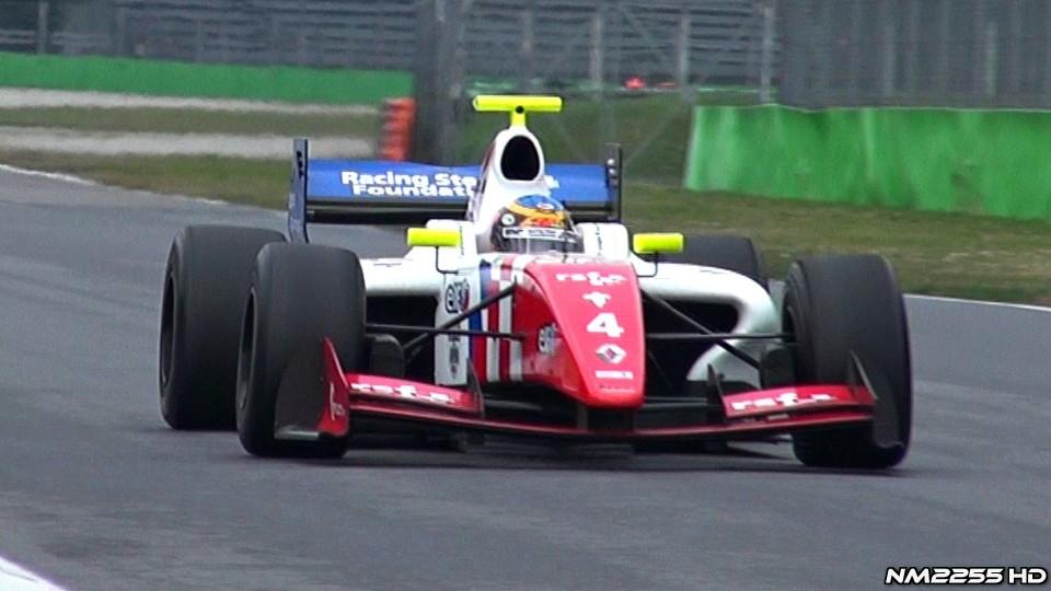 2014 Formula Renault 3.5 with AMAZING V8 Sound