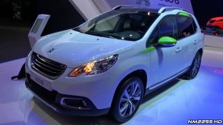 2014 Peugeot 2008 in Depth Look – 2013 Geneva Motor Show