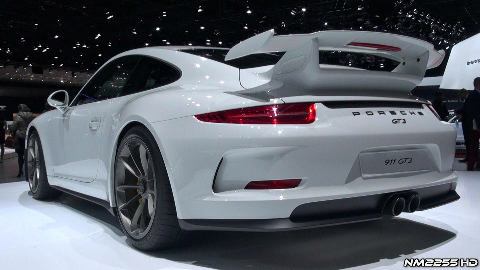 2014 Porsche 991 GT3 in Depth Look – 2013 Geneva Motor Show