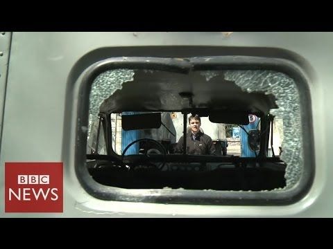 3 killed as pro-Russians clash with Ukrainian forces – BBC News