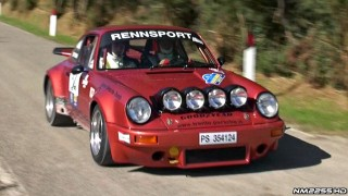 5 Minutes of EPIC Flat-6 Sound – Porsche 911 SC Rally Special