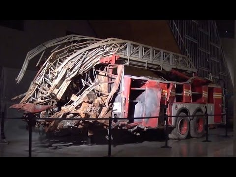 9/11 Memorial Museum: An Exclusive Tour