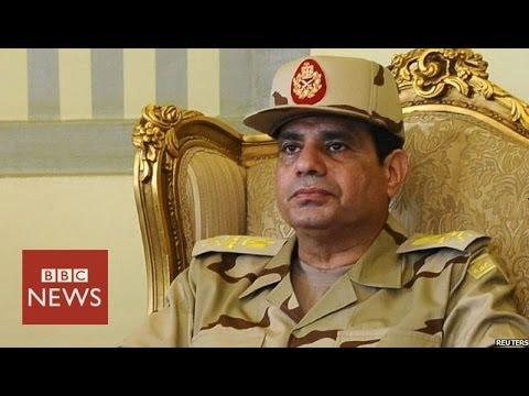 Abdul Fattah al-Sisi – in 60 seconds – BBC News