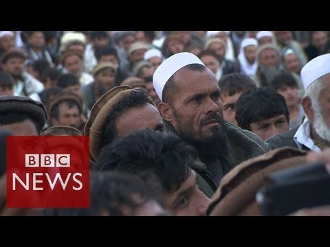 Afghanistan's most important elections – BBC News