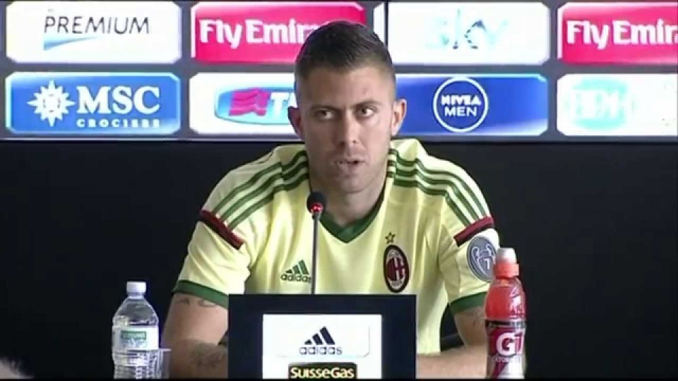 Alex & Menez ready to shine | AC Milan Official