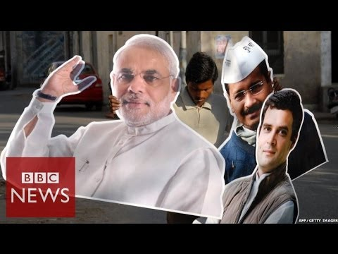 Alternative guide to elections in India- #BBCtrending BBC News