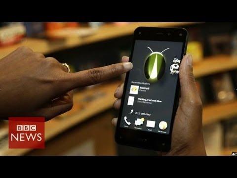 Amazon Fire Phone: Will 'gimmicks' catch on? BBC News
