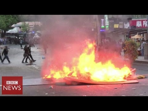 Angry protests in Turkey over poor mine safety – BBC News