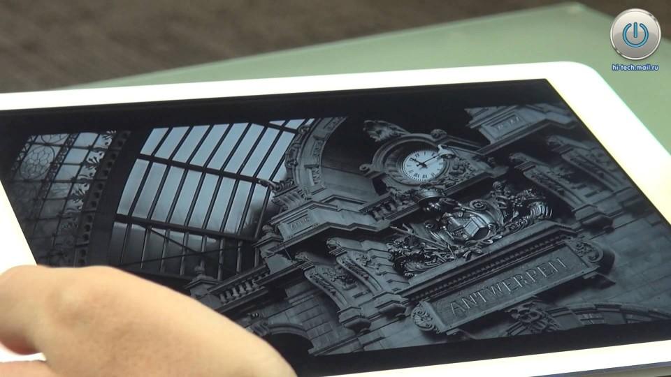 Видео: обзор Apple iPad Air – тонкий, легкий, мощный планшет