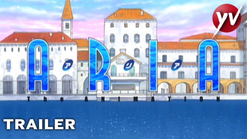 Aria: The Animation – Trailer Italiano