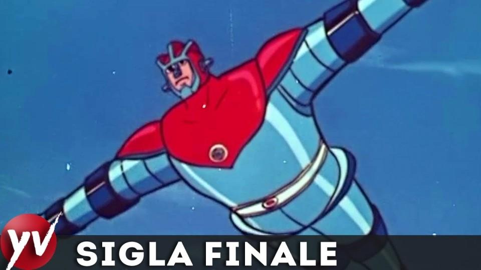 Astroganga – Sigla finale completa