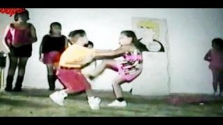 Babies Fighting : Violent Kids Compilation