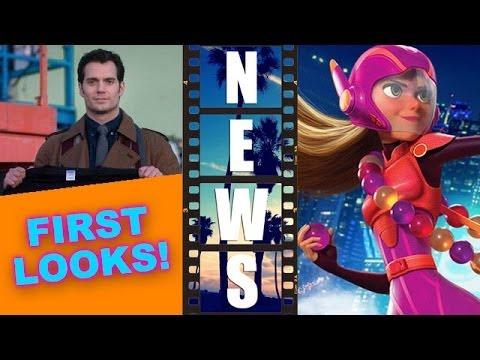 Batman v Superman 2016 and Big Hero 6 characters sneak peeks today! – Beyond The Trailer