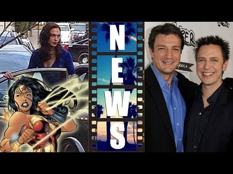 Batman v Superman's Wonder Woman! Nathan Fillion in Guardians of the Galaxy?! – Beyond The Trailer