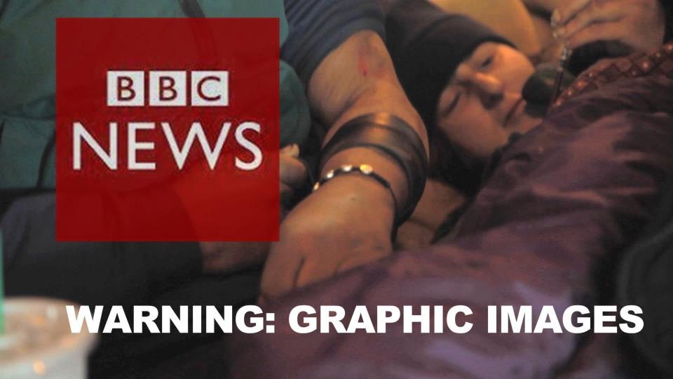 BBC goes undercover inside America's heroin epidemic – BBC News