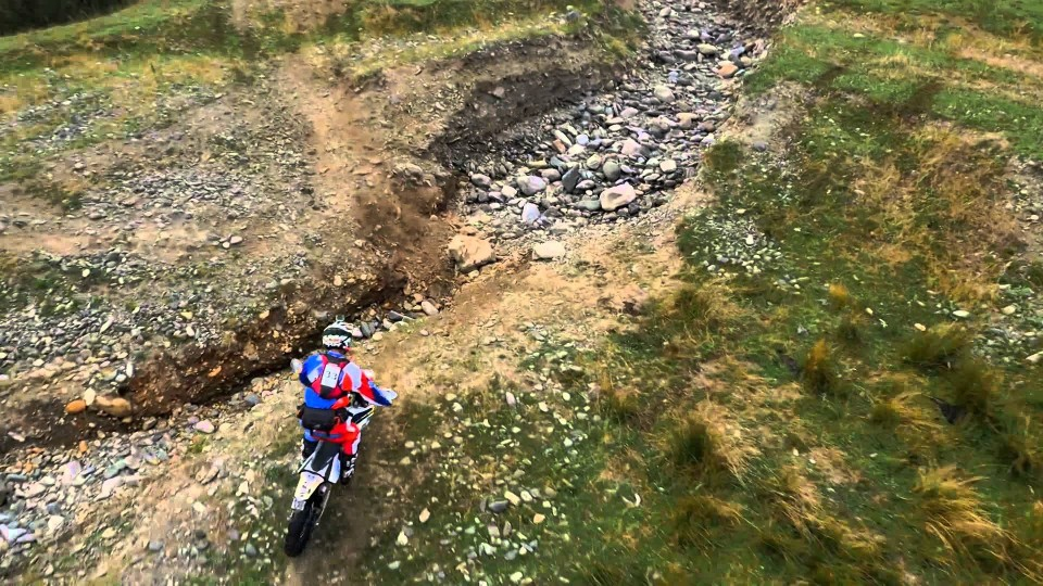 Best moments of Red Bull Romaniacs 2014