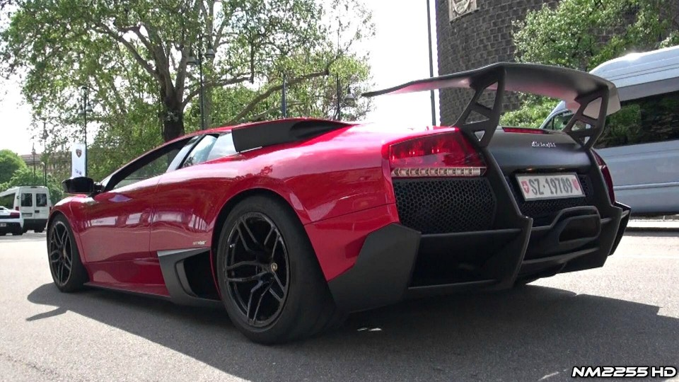 Best of Lamborghini Murcielago Exhaust Sound