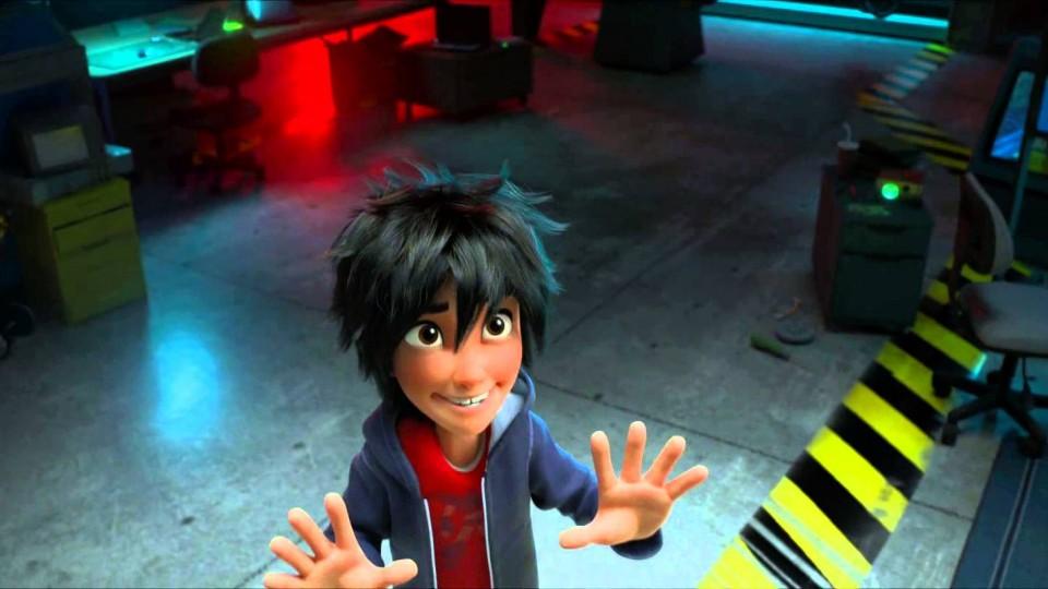 Big Hero 6 Teaser Trailer Sneak Peek