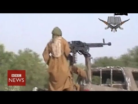 Boko Haram 'on the rampage' in Nigeria – BBC News
