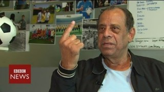 Brazil World Cup: Only winning it will be 'good enough' says Carlos Alberto – BBC News