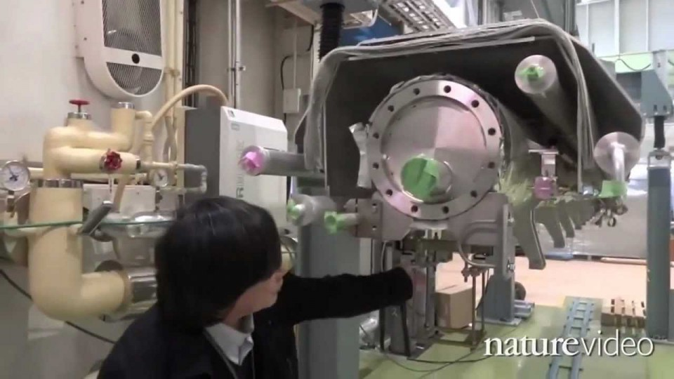 Building the next collider – by Nature Video