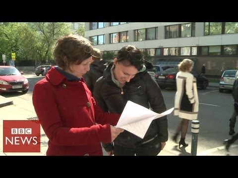 Can Muscovites find Crimea on a map? BBC News