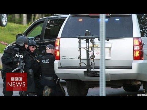 Canada shooting: 3 Moncton policemen shot dead – BBC News