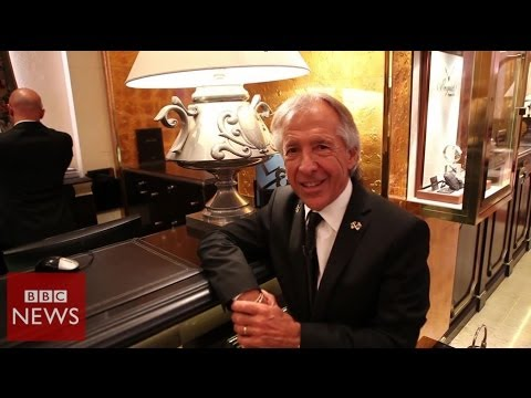 Cannes concierge to Hollywood royalty – BBC News