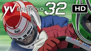 Capeta (HD) – Ep. 32 ITA – Ultimo giro! (Yamato Video)