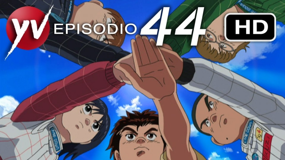 Capeta (HD) – Ep. 44 ITA – In pista! (Yamato Video)