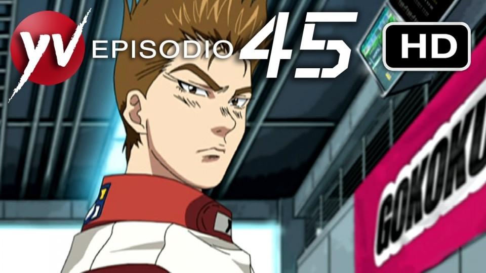 Capeta (HD) – Ep. 45 ITA – La strada per la vittoria (Yamato Video)