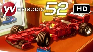 Capeta (HD) – Ep. 52 (ultimo episodio) ITA – Bandiera a scacchi (Yamato Video)