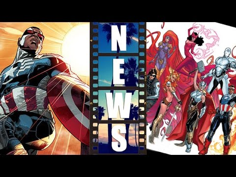 Captain America, Sam Wilson! Anthony Mackie too? Marvel Movies affect Avengers! – Beyond The Trailer
