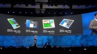 CES 2014: новинки Samsung Electronics – телевизоры, планшеты, бытовая техника и фотокамеры