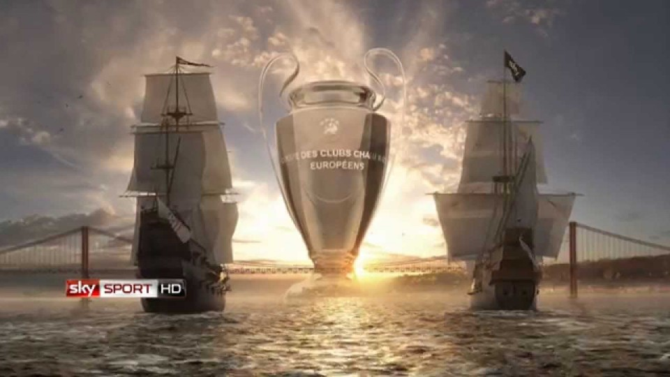 "Champions League Finale 2014 – Sky Trailer ""Road To Lisbon"""