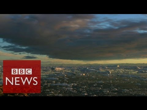 Climate change report in 60 seconds – BBC News