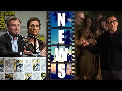 Comic Con 2014 : Interstellar, Goosebumps, Pixels, Penguins of Madagascar – Beyond The Trailer