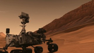 Curiosity's first look at Mars – by Nature Video