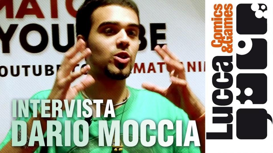 Dario Moccia e Nerd Cultura al Lucca Comics 2013