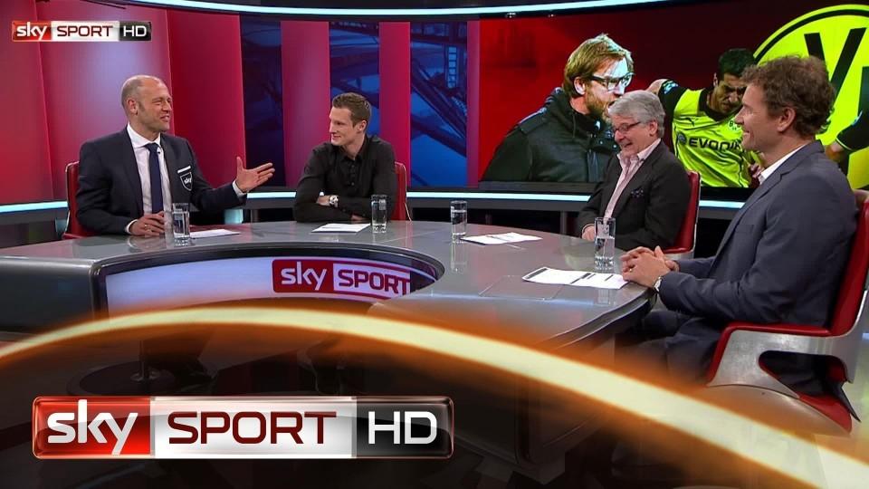 """""""Das macht Klopp sympathisch"""" – Highlights aus Sky90, 29. Spieltag"""
