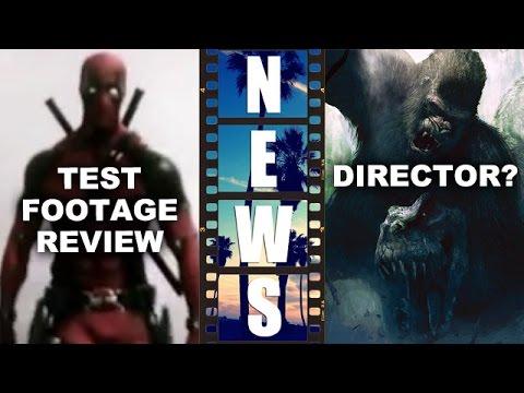 Deadpool Test Footage Leaked! Legendary wants Joe Cornish for Skull Island! – Beyond The Trailer