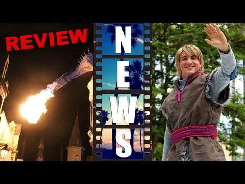 Diagon Alley Universal Studios & Hollywood Studios Frozen Summer Fun REVIEW – Beyond The Trailer