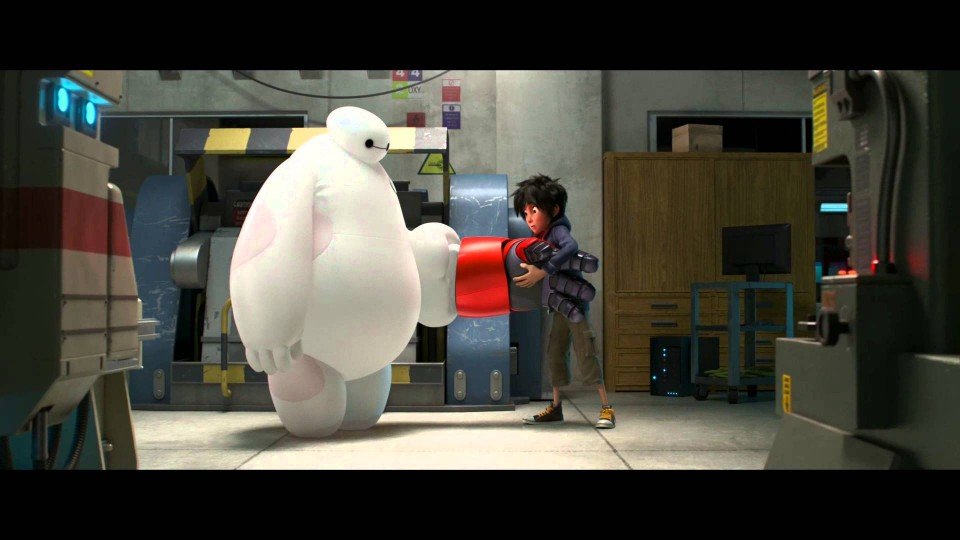 Disney's Big Hero 6 – TV Spot