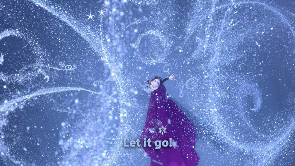 "Disney's Frozen – ""Let It Go"" Sing-Along Version"