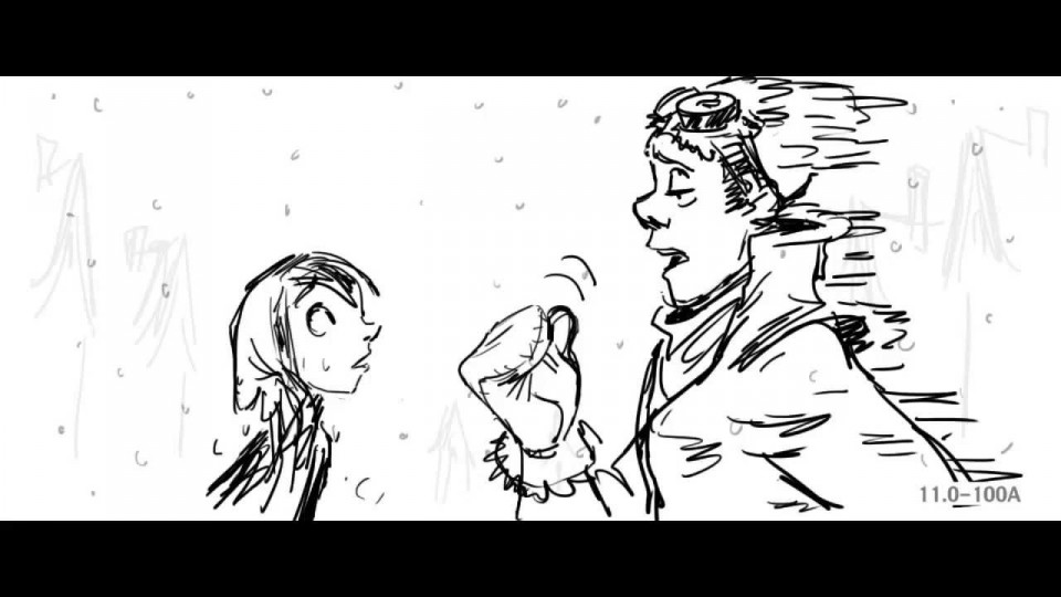 "Disney's Frozen – ""Meet Kristoff 1″ Deleted Scene"